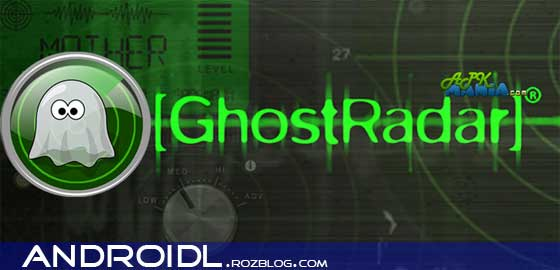 ورژن جدید وجود ارواح با Ghost Radar: LEGACY v3.5.3